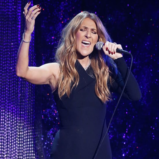 """Celine Dion Covers Adele's """"Hello"""" 
