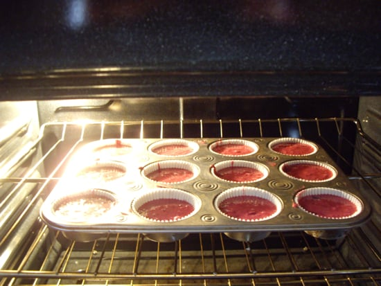 Beet Cupcakes with Cream Cheese Frosting