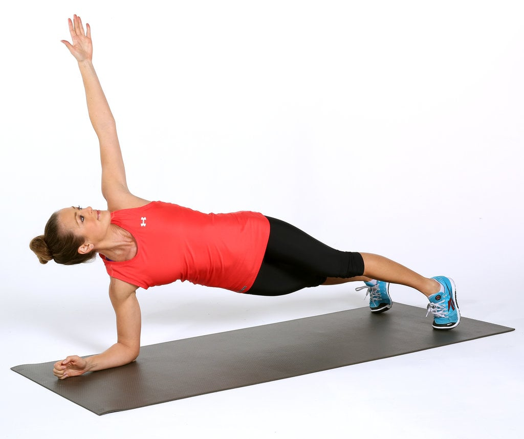 Core-Burning Workout