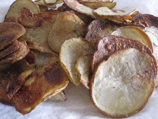 Make Your Own: Baked Potato Chips