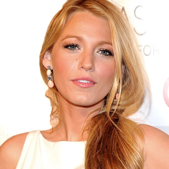 Blake Lively Is Face of Gucci Premiere Fragrance
