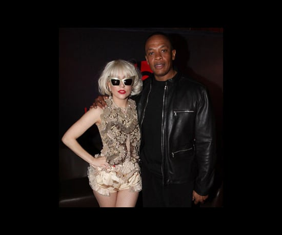 Lady Gaga and Dr. Dre Show Off Their Tech