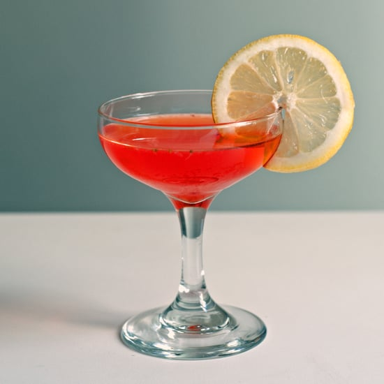 Strawberry Vodka Cocktail Recipe