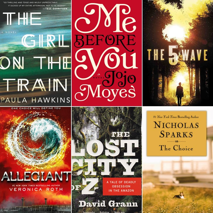 31 Great Books That Are Getting the Movie Treatment in 2016