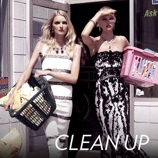 Stain Removal Tips From Fashion Insiders: How to Get Deodorant, Sweat, Oil, Lipstick and Blood Marks Out of Clothes