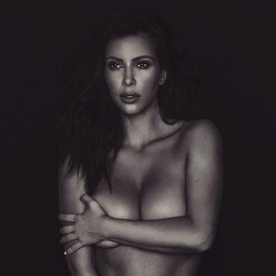 All Of Kim Kardashian's Naked Instagram Photos