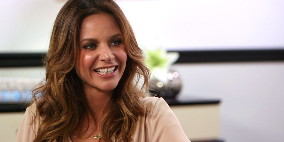 """Jessalyn Gilsig on """"Griming"""" Herself Up and Heather Morris's """"Lucky Baby"""""""