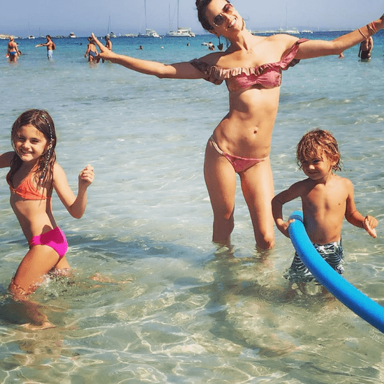 Alessandra Ambrosio's Best Family Instagram Pictures
