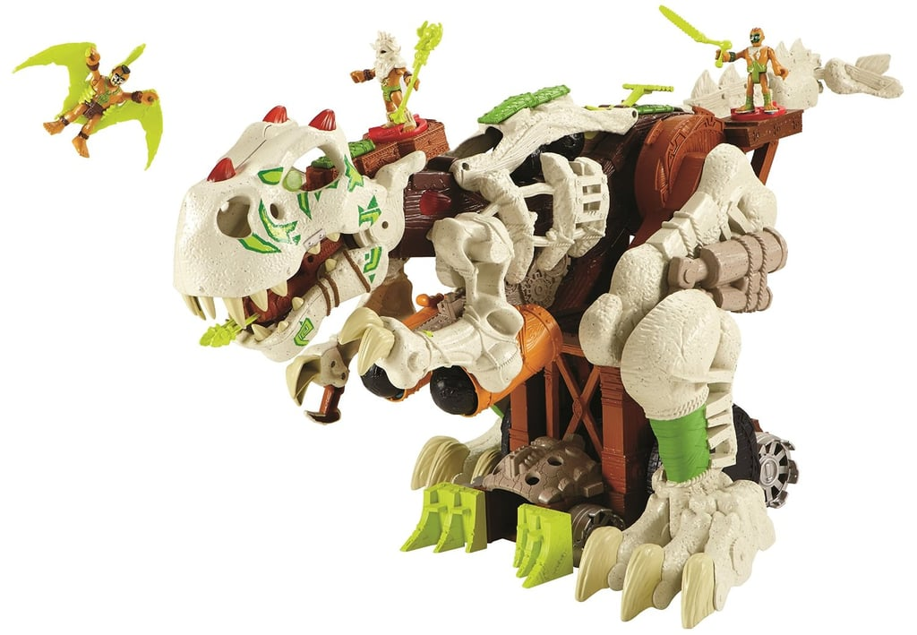 For 3-Year-Olds: Fisher-Price Imaginext Ultra T-Rex