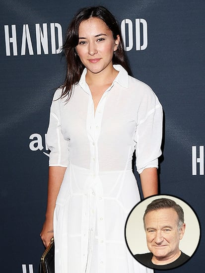 Robin Williams' Daughter Zelda Attends Hand of God Premiere Following First Anniversary of His Death