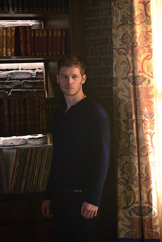Klaus From The Originals/The Vamprie Diaries