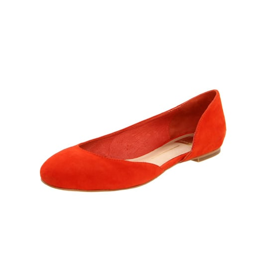 Ballet flats, approx. $99, Dolce Vita at Amazon