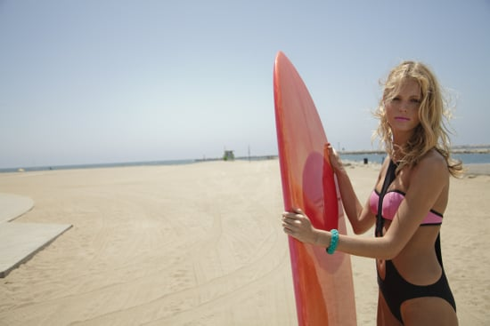 Inspiration For A Summer's Day: Roxy California's Too Cool Scuba Inspired Surf Swimwear Range.