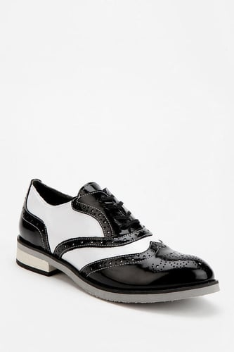 Shoe Embassy Two-Tone Oxford