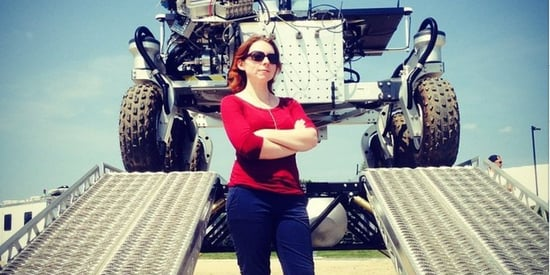 Powerful #GirlsWithToys Campaign Proves Once And For All That Women Have A Place In STEM
