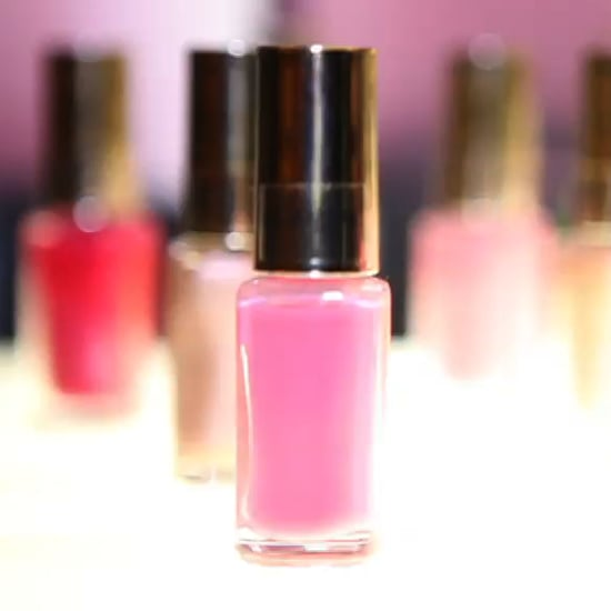 Spring and Summer Nail Trends 2012