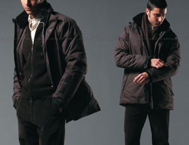 Zegna Bluetooth iJacket: Built-in Therapist?
