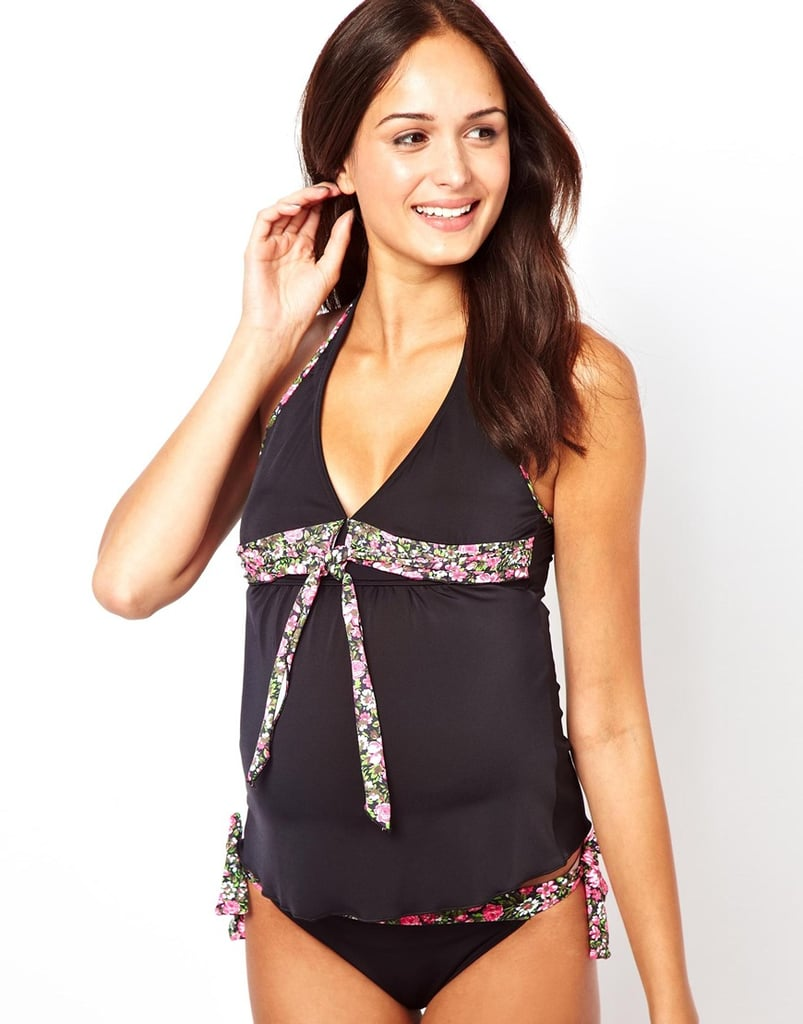 The sweet printed detailing on ASOS' Floral Print Tankini ($28, originally $46) makes it a fun (and Spring-ready!) pick.