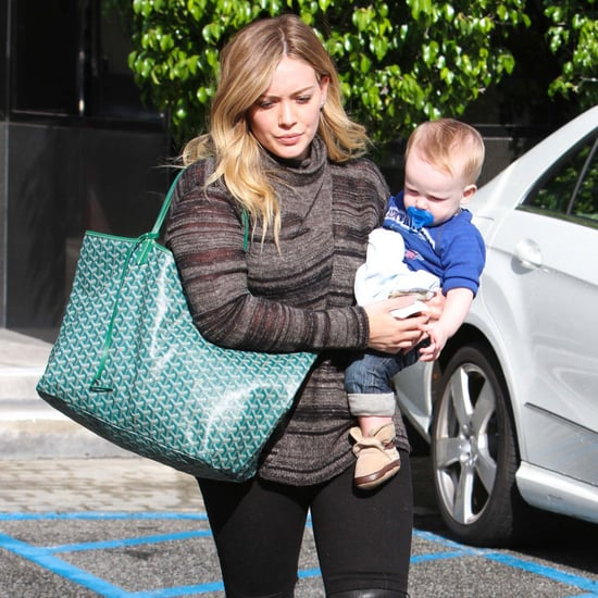 Hilary Duff Out in LA With Luca Comrie | Pictures