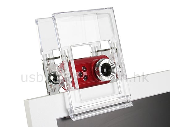 The User-Friendly USB Crystal Clip Cam