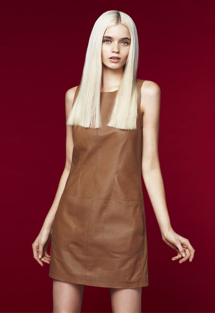Portmans Gives Abbey Lee Kershaw the London Look