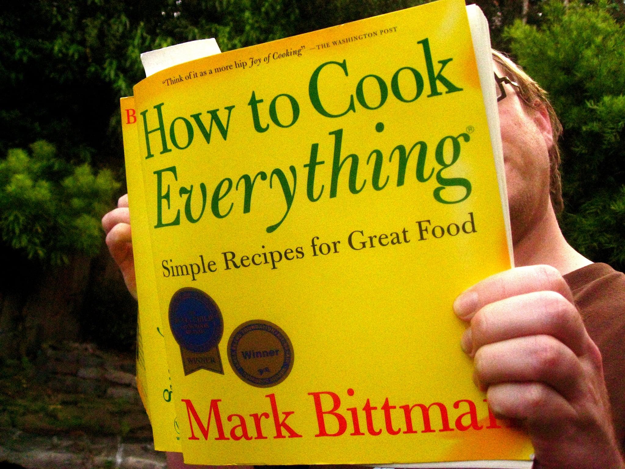You Showed Us Your Cookbooks!