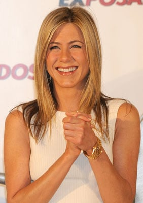 Jennifer Aniston Denies Baby Food Diet Rumors