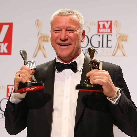 The Block Host Scott Cam Wins 2014 Gold Logie