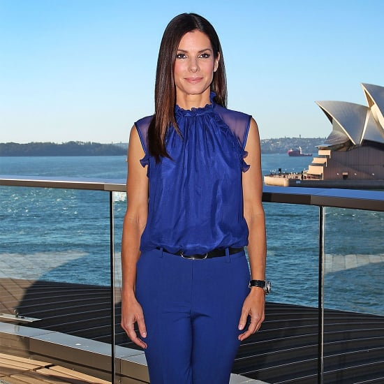 There's No Stopping Sandra Bullock on The Heat's Promo Tour