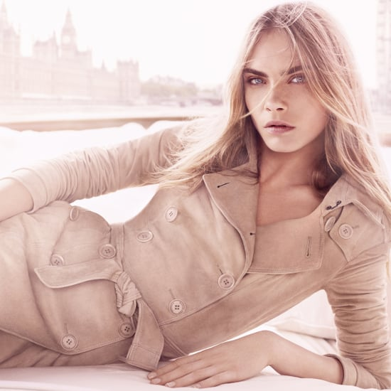 Cara Delevigne For Burberry Body Tender
