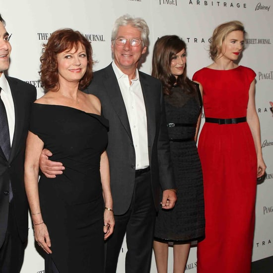 Arbitrage Premiere in NYC   Pictures