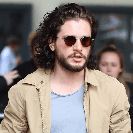 Kit Harington in London May 2016