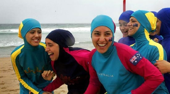 Muslim Women Are Being Discriminated Against Just For Covering Up at the Beach