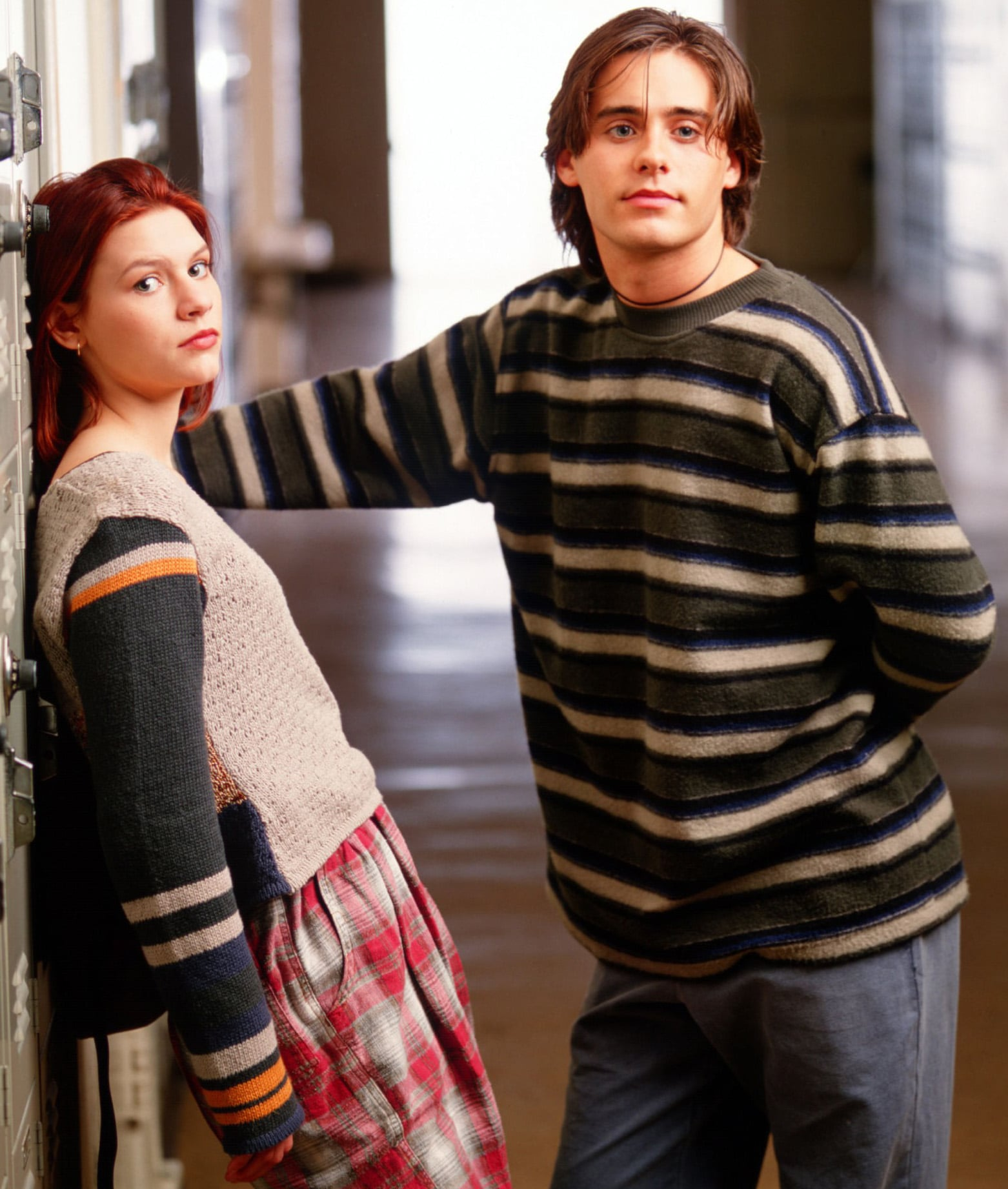 He Initally Got Our Attention as Jordan Catalano