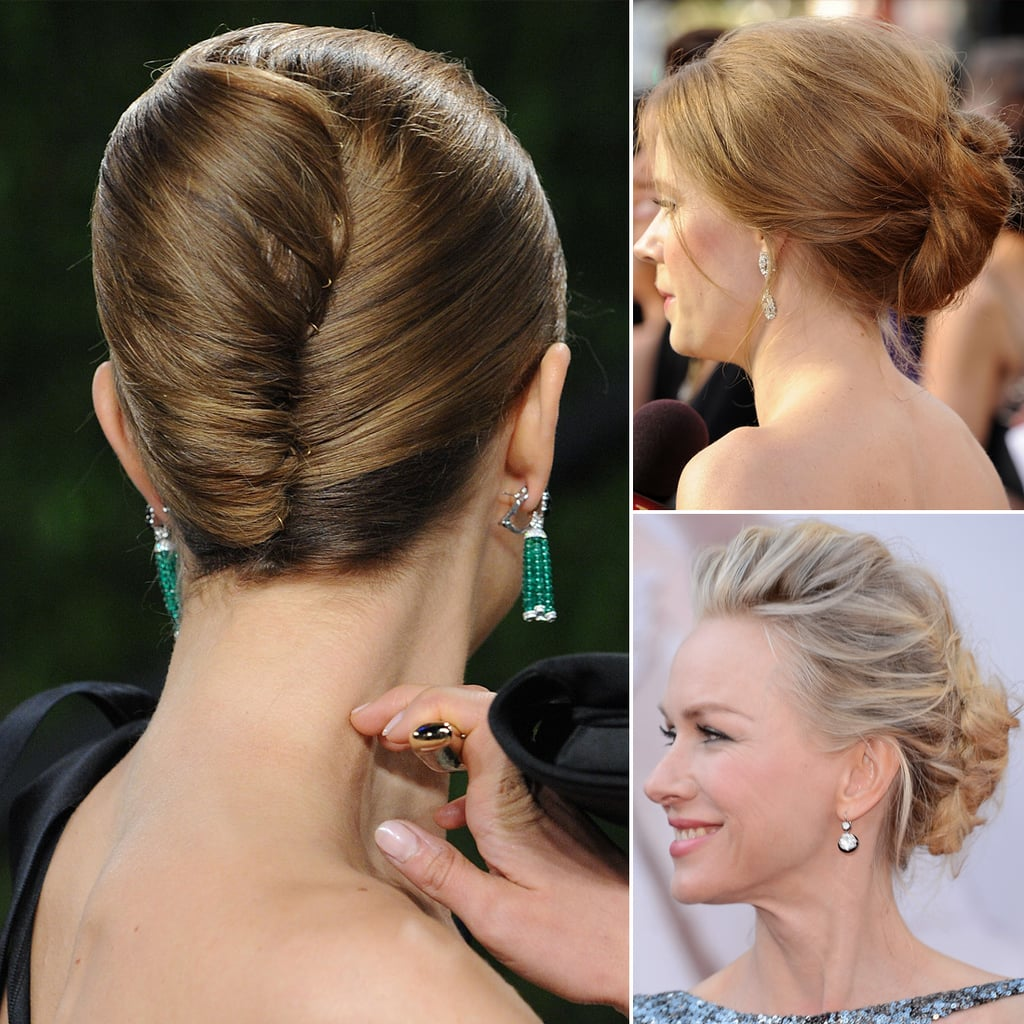 The Updated French Twist