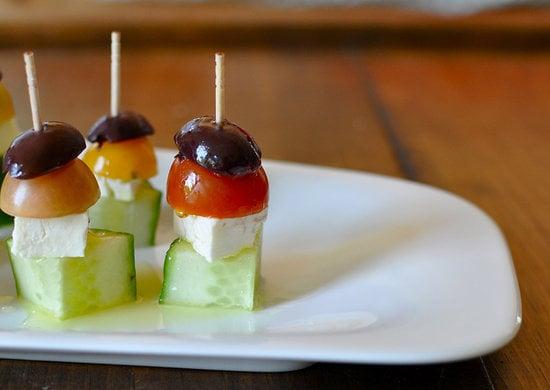 Greek Salad Bites