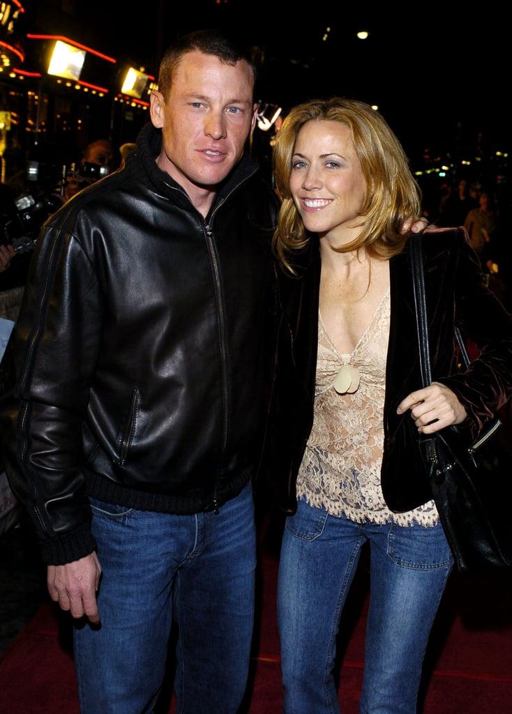 Lance and Sheryl
