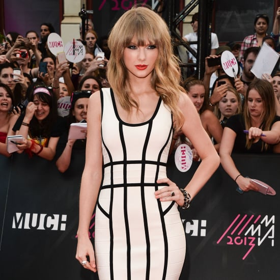 Taylor Swift MuchMusic Awards Dress