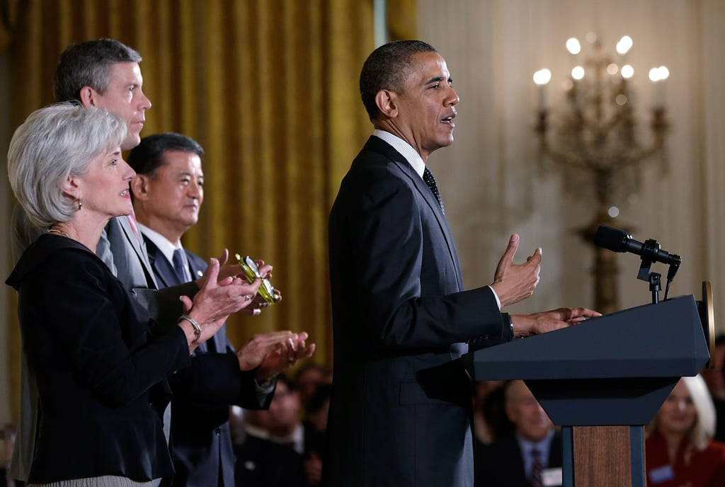 The president spoke about the importance of reducing the stigma associated with mental illness.