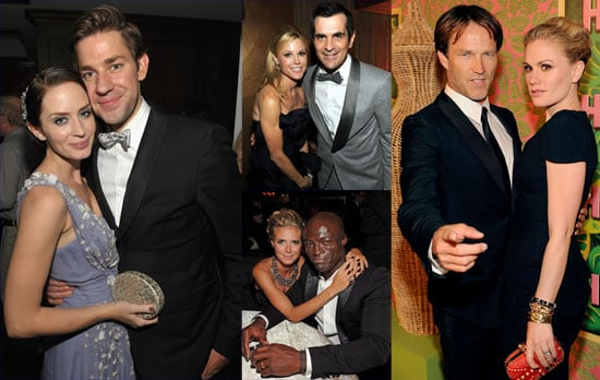 Anna Paquin, Stephen Moyer and More Celeb Couples Getting Cozy at the Emmy Afterparties