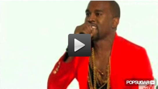 Video of Kanye West's Performance at the 2010 MTV VMAs 2010-09-12 21:30:40