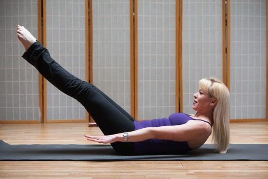 How to Do Pilates 100s