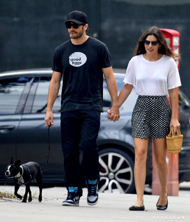 Jake Gyllenhaal Steps Out With His New Love, Alyssa Miller!
