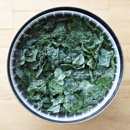 How to Wash Kale Fast