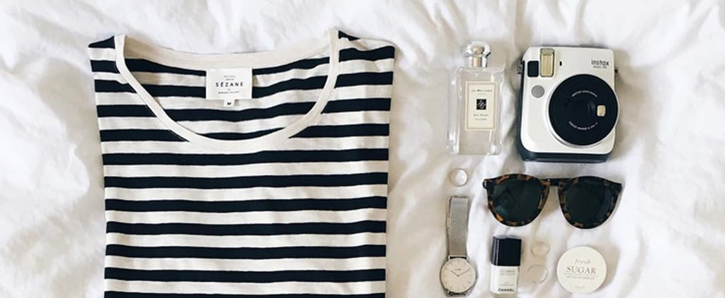 The 3 T-Shirts Every Stylish Girl Has in Her Closet