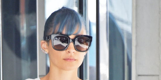 Big Sunglasses, Bright Scarves and Bold Suspenders Made Up Our Favorite Accessories Of The Week