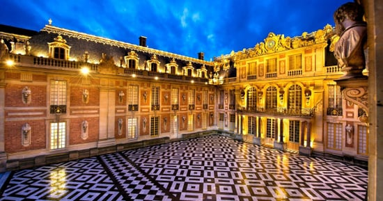 Soon, You'll Be Able To Sleep In The Palace Of Versailles