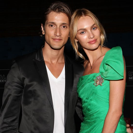 Candice Swanepoel's Engagement Ring | Video