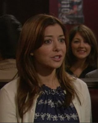 How I Met Your Mother Style 2010-01-12 14:30:00
