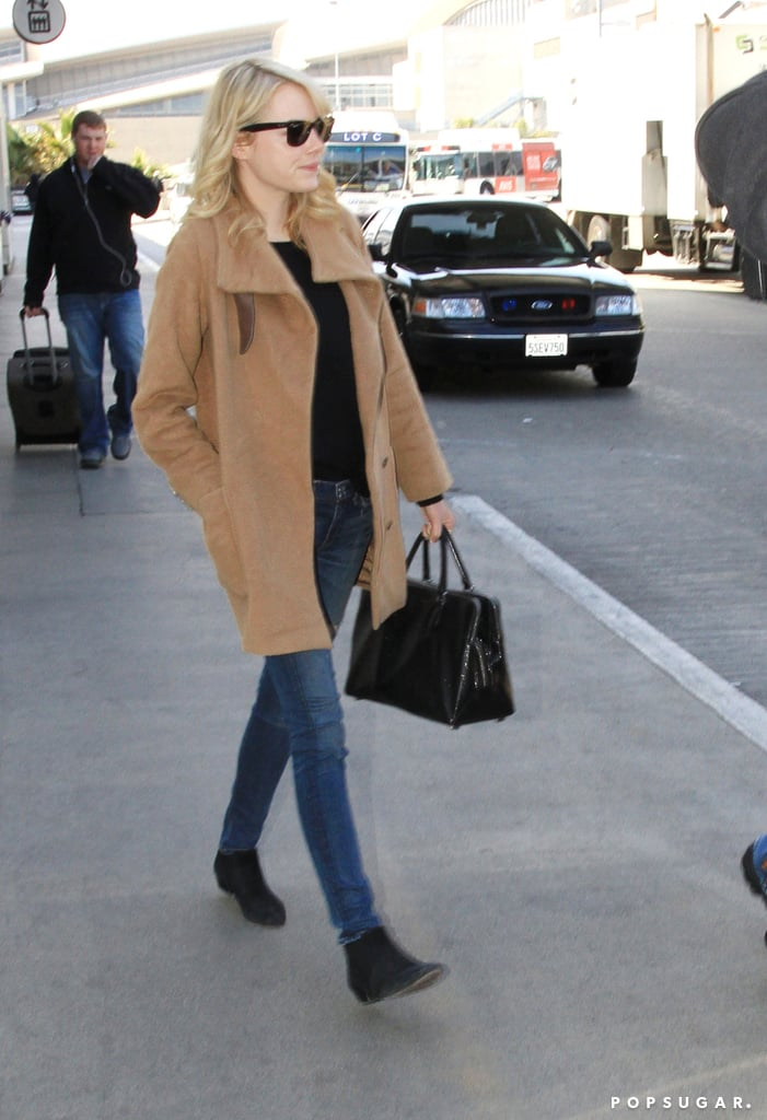 Emma Stone Heads West as She Lands a New Role
